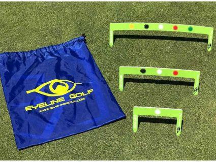 EyeLine Golf Putting Path Gates