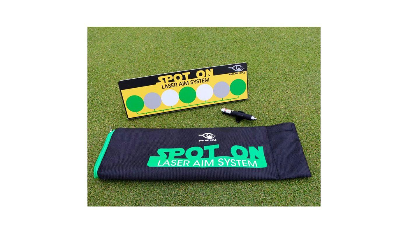 EyeLine Golf Spot On Laser Aim System Putting Aid