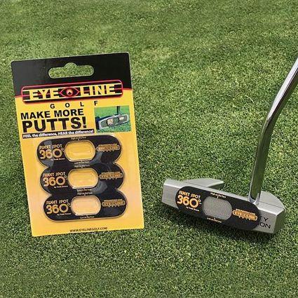 EyeLine Golf Sweet Spot 360 - 3-Pack