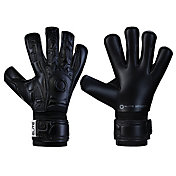 Elite Black Solo Soccer Goalkeeper Gloves