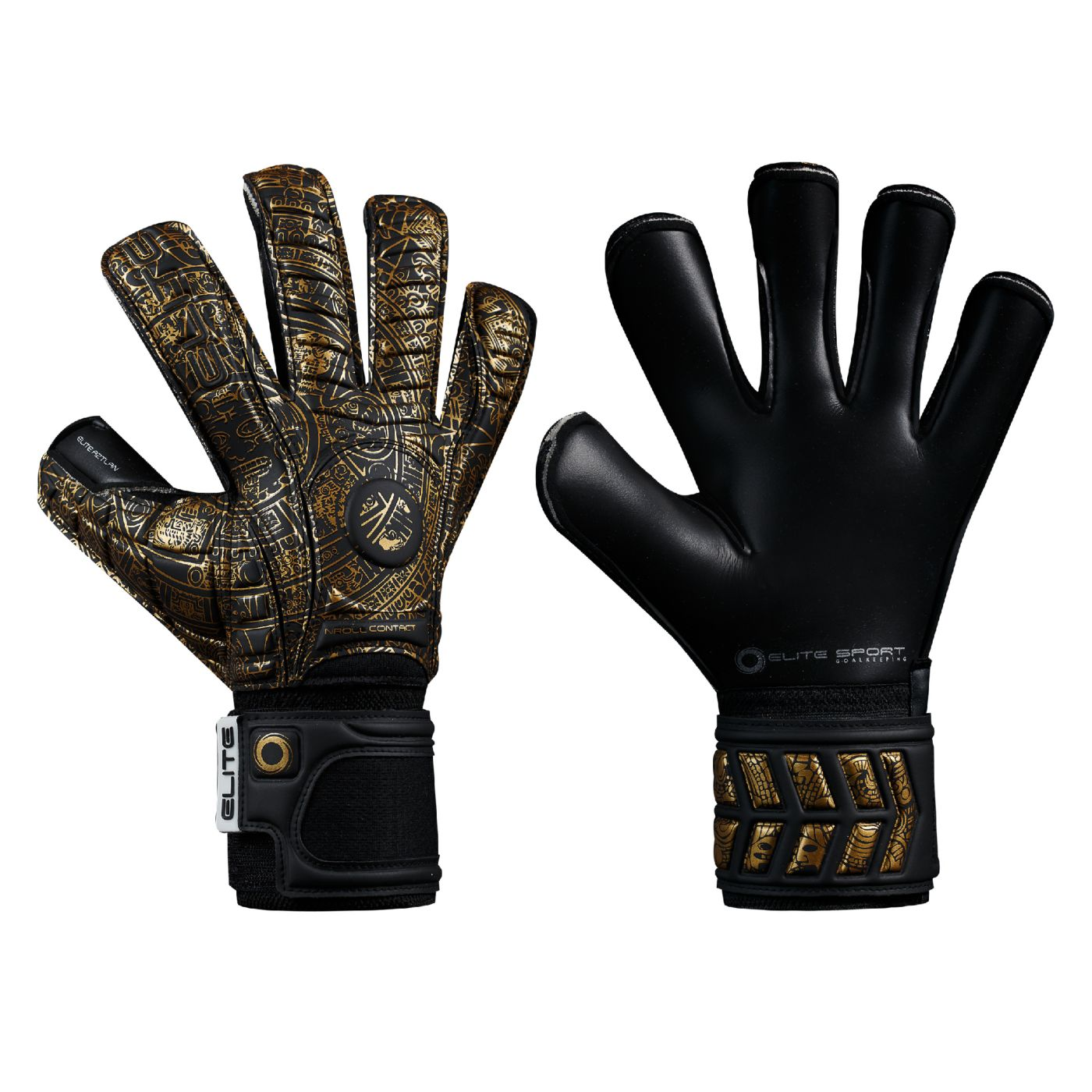 Elite Aztlan Soccer Goalkeeping Gloves