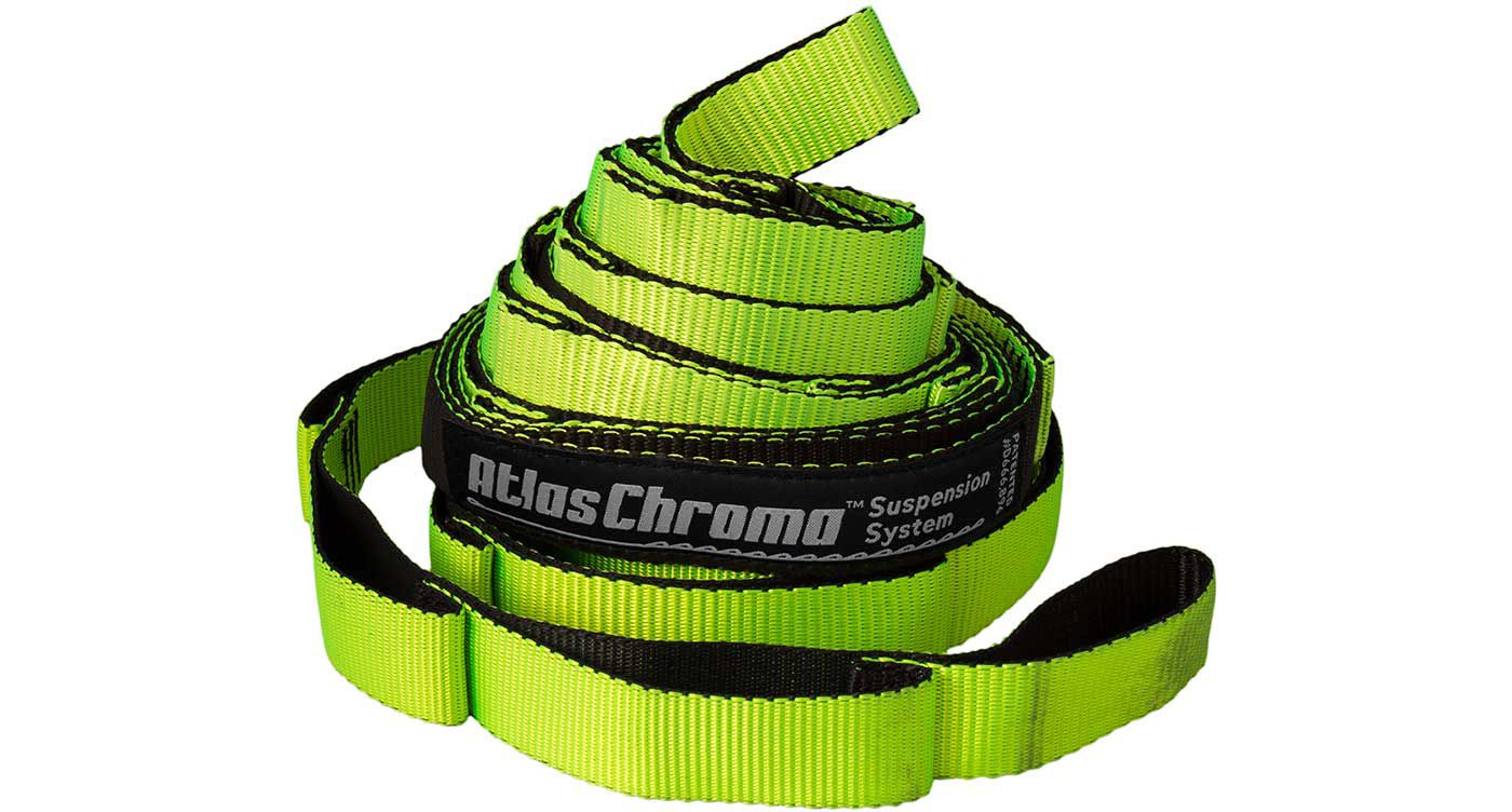 ENO Atlas Chroma Hammock Straps