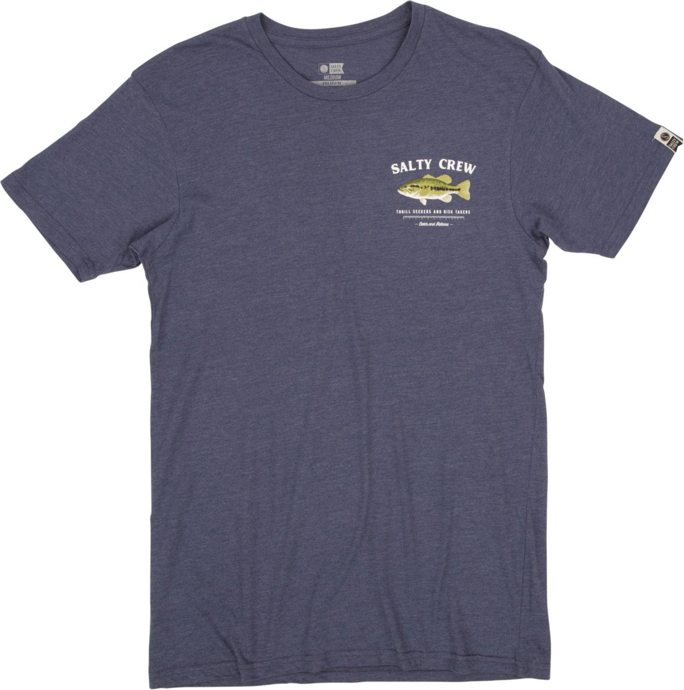 Salty Crew Men's Bigmouth Short Sleeve T-Shirt