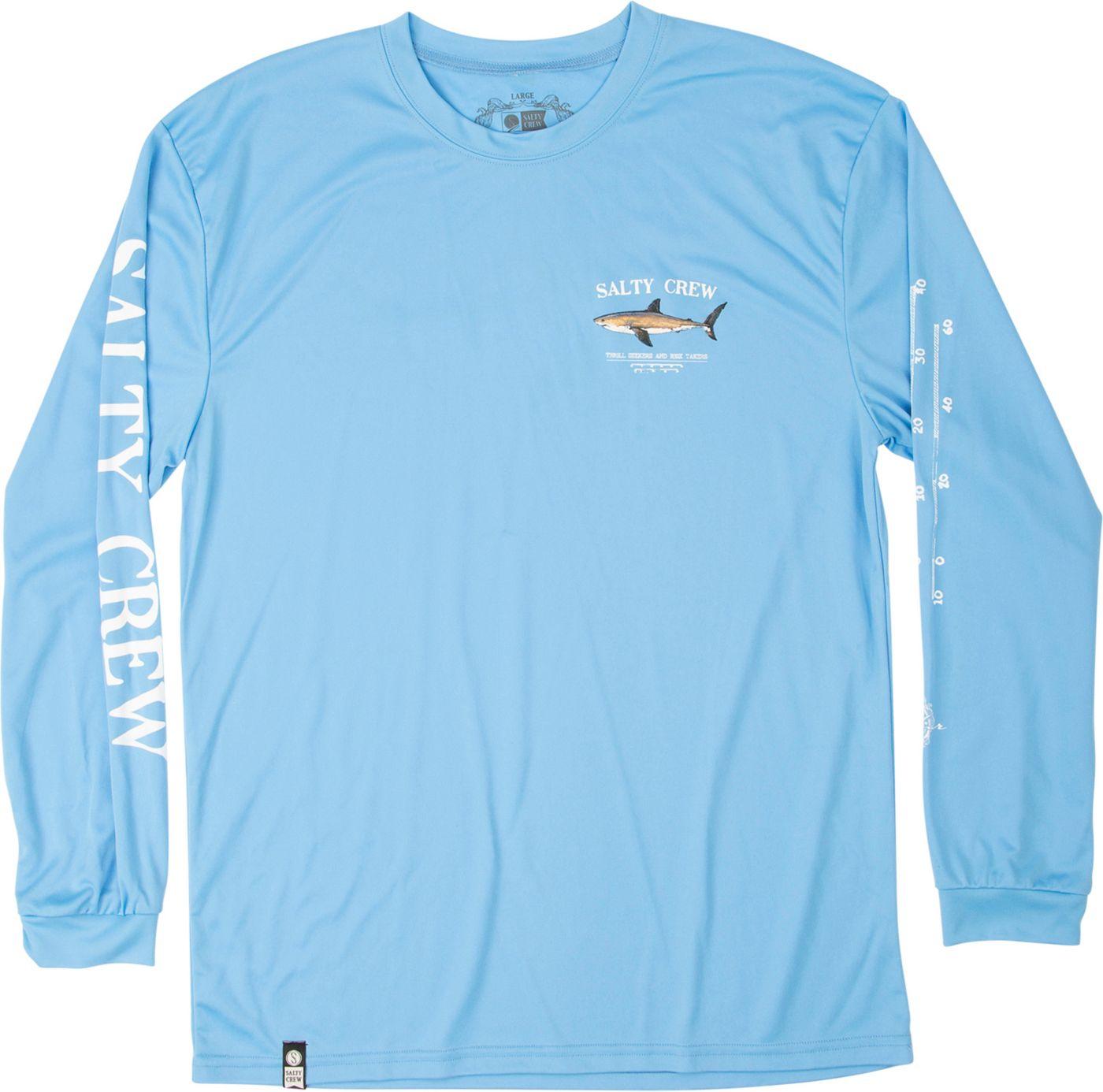 Salty Crew Men's Bruce Tech Long Sleeve T-Shirt