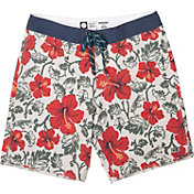 Salty Crew Men's Hooked Floral Board Shorts