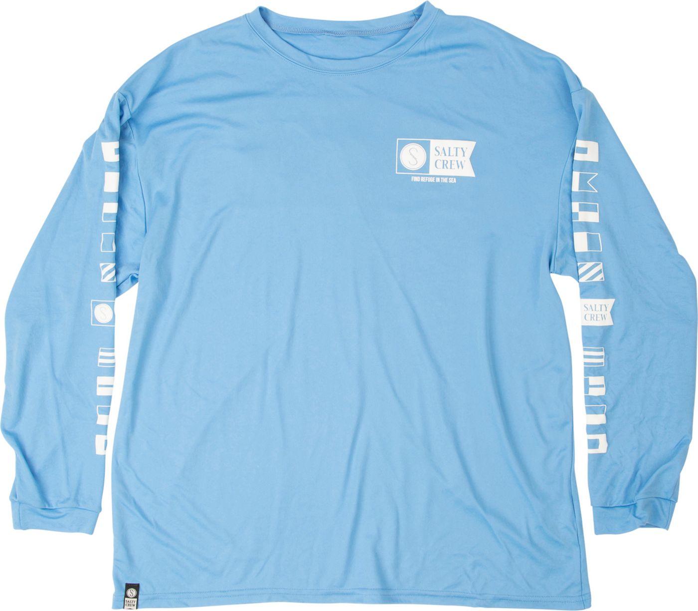 Salty Crew Men's Alpha Tech Long Sleeve T-Shirt