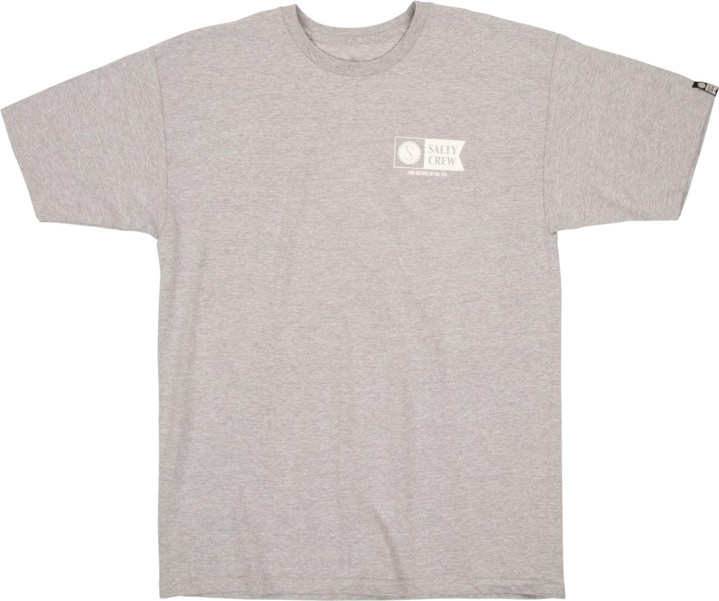 Salty Crew Men's Alpha Short Sleeve T-Shirt