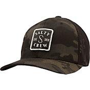 Salty Crew Men's S-Hook Retro Trucker Hat