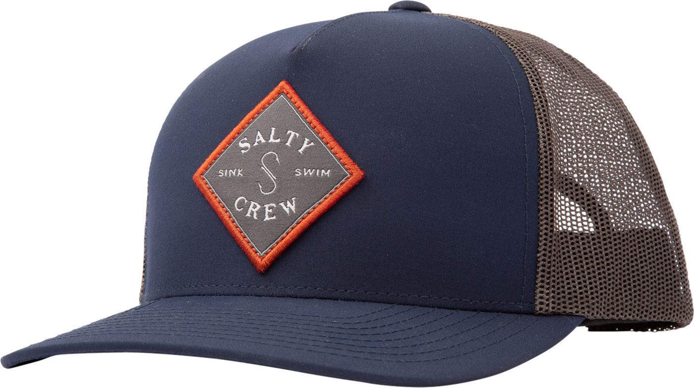 Salty Crew Men's Sea Line Retro Trucker Hat