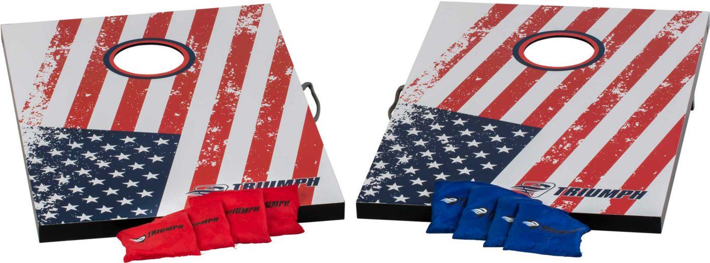 Triumph Stars and Stripes 2' x 3' Bean Bag Toss