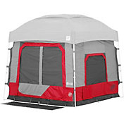 E-Z UP 5 Person Angled Camping Cube