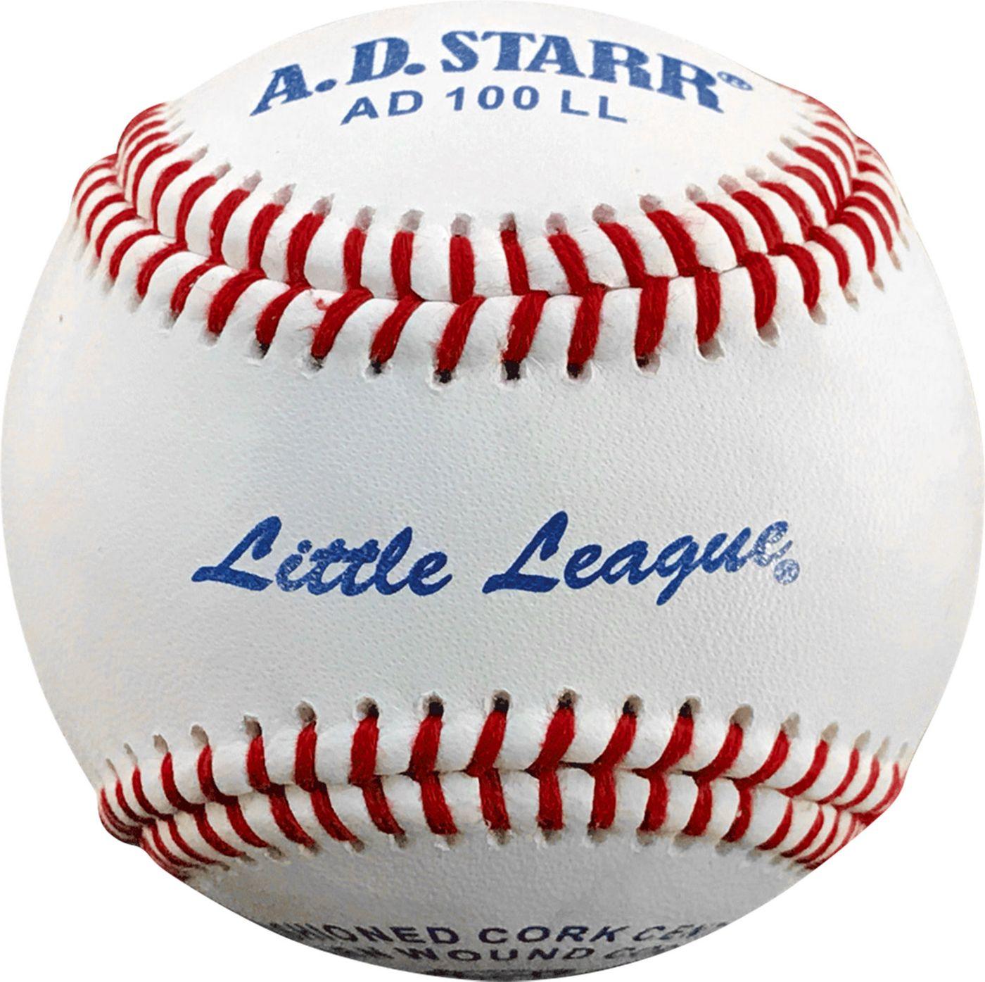 A.D. Starr AD 100 Official Little League Baseball