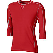 EvoShield Men's Pro Team Mid-Sleeve T-Shirt
