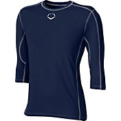 EvoShield Boys' Pro Team Mid-Sleeve T-Shirt