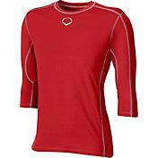 EvoShield Boys' Pro Team Mid-Sleeve T-Shirt