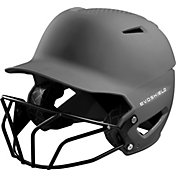 EvoShield Girls' XVT Matte Batting Helmet w/ Mask 2020