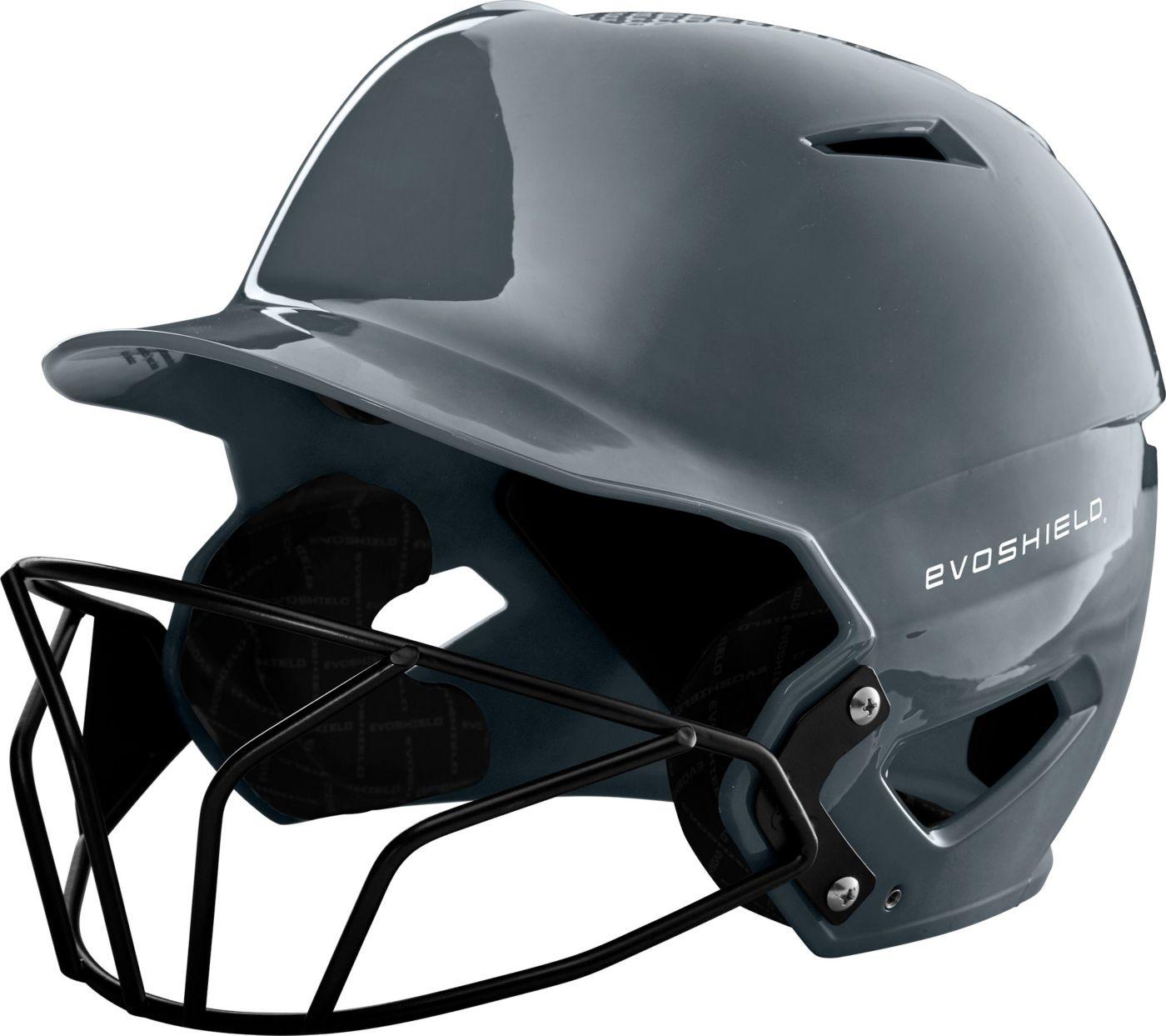 EvoShield Girls' XVT Batting Helmet w/ Softball Mask 2020