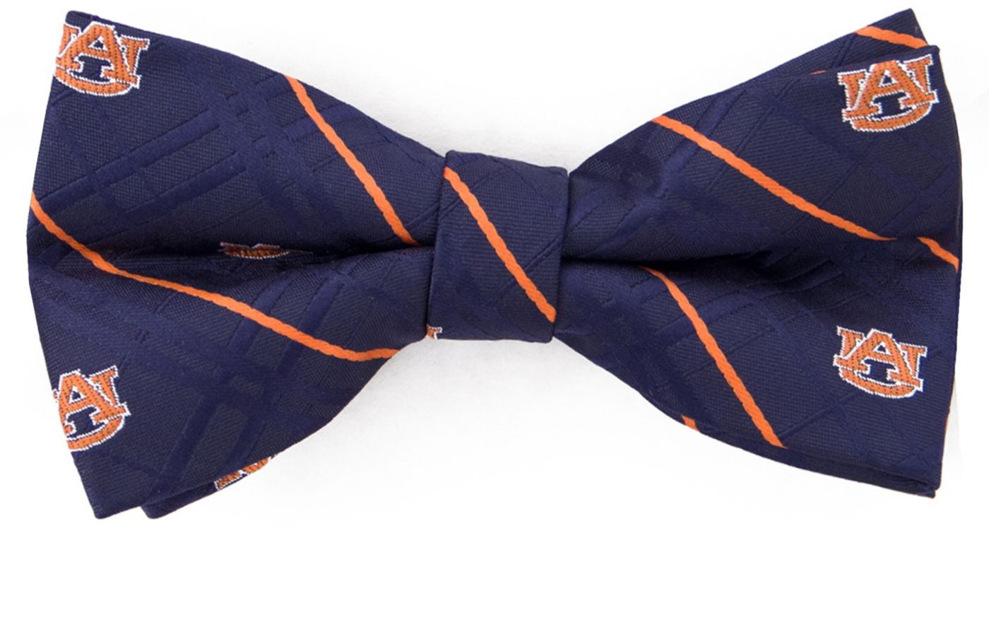 Eagles Wings Auburn Tigers Oxford Bow Tie