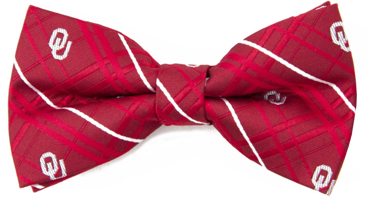 Eagles Wings Oklahoma Sooners Oxford Bow Tie