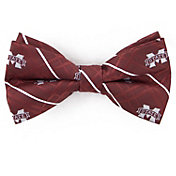 Eagles Wings Mississippi State Bulldogs Oxford Bow Tie