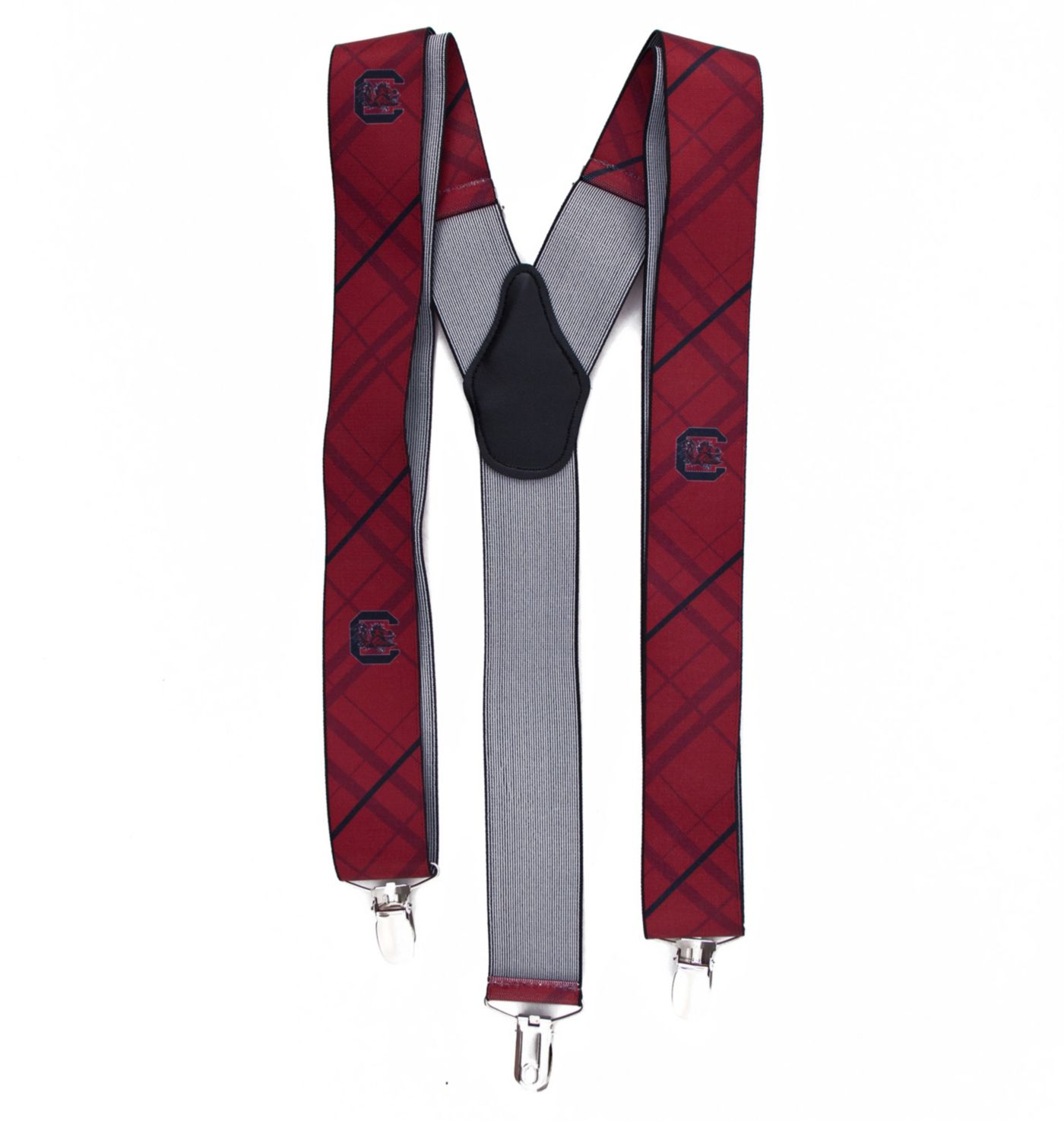 Eagles Wings South Carolina Gamecocks Oxford Suspenders