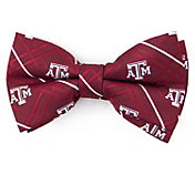 Eagles Wings Texas A&M Aggies Oxford Bow Tie