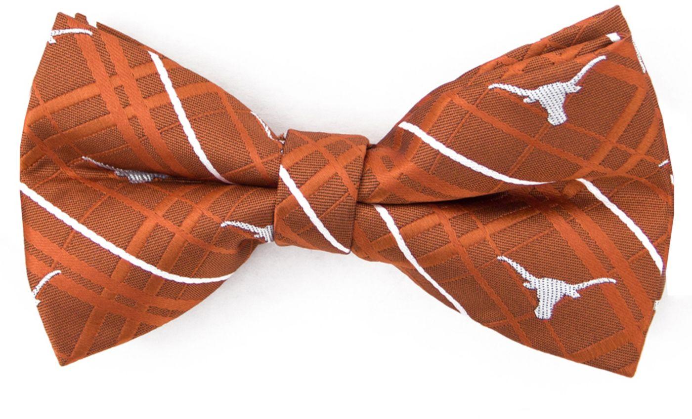Eagles Wings Texas Longhorns Oxford Bow Tie