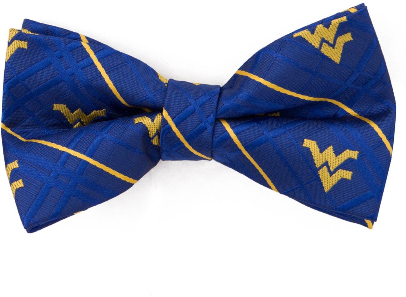 Eagles Wings West Virginia Mountaineers Oxford Bow Tie