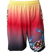 Fit 2 Win Youth Maryland Terrapins Maryland Pride Crab Shorts