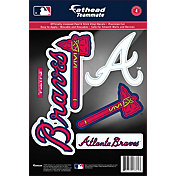 Fathead Atlanta Braves Logo Wall Decal