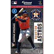 Fathead Houston Astros George Springer Teammate Wall Decal
