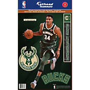 Fathead Milwaukee Bucks Giannis Antetokounmpo Teammate Wall Decal