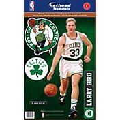 Fathead Boston Celtics Larry Bird Teammate Wall Decal