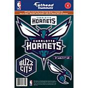 Fathead Charlotte Hornets Logo Wall Decal