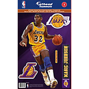Fathead Los Angeles Lakers Magic Johnson Teammate Wall Decal