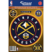 Fathead Denver Nuggets Logo Wall Decal