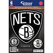 Fathead Brooklyn Nets Logo Wall Decal