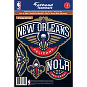 Fathead New Orleans Pelicans Logo Wall Decal