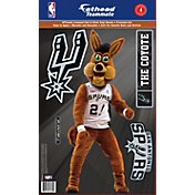 Fathead San Antonio Spurs Coyote Mascot Wall Decal