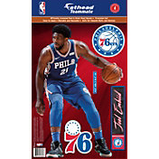 Fathead Philadelphia 76ers Joel Embiid Teammate Wall Decal