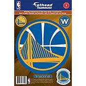 Fathead Golden State Warriors Logo Wall Decal