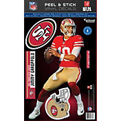 Fathead San Francisco 49ers Jimmy Garoppolo Teammate Wall Decal
