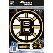 Fathead Boston Bruins Logo Wall Decal