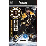 Fathead Boston Bruins Patrice Bergeron Teammate Wall Decal