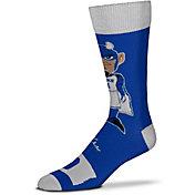 For Bare Feet Duke Blue Devils Thin Crew Socks