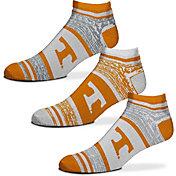 For Bare Feet Tennessee Volunteers 3 Pack Socks