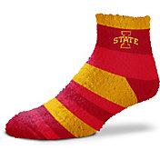 For Bare Feet Iowa State Cyclones Cozy Crew Socks