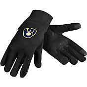 FOCO Milwaukee Brewers Neoprene Texting Gloves