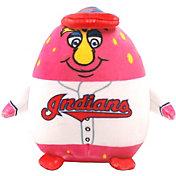 FOCO Cleveland Indians Mascot Smusher Plush