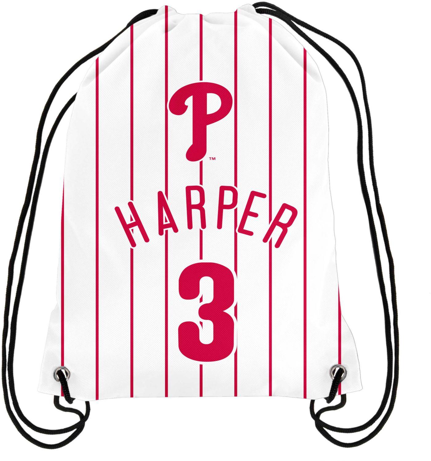 FOCO Philadelphia Phillies Bryce Harper String Bag